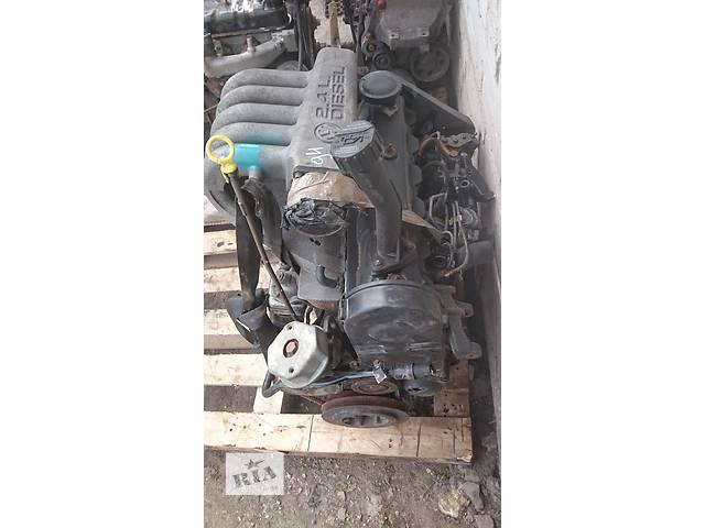 бу Б/у двигатель для грузовика Volkswagen T4 2.4дизель (Transporter) в Золочеве (Львовской обл.)