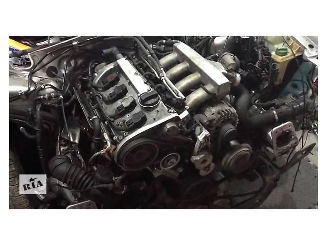 продам Б/у двигатель для легкового авто Audi A4 1.8 бу в Ужгороде