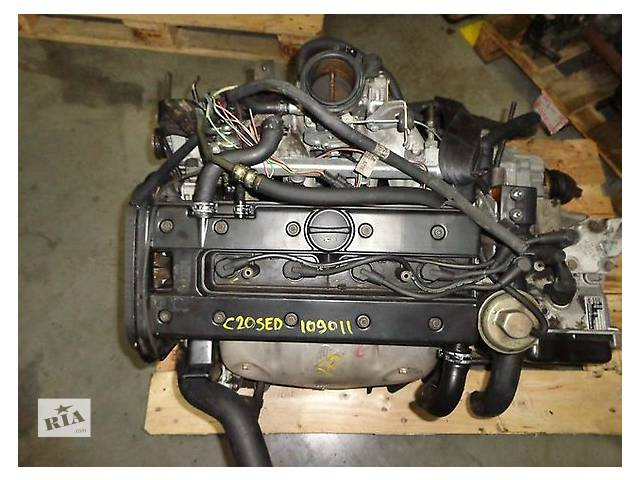 купить бу Б/у двигатель для легкового авто Chevrolet Lacetti 2.0 в Ужгороде