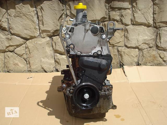 купить бу Б/у двигатель для легкового авто Рено Renault Дачия Dacia Логан Logan в Львове