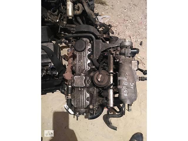 продам Б/у двигатель для легкового авто Daewoo Espero 1998 бу в Тернополе