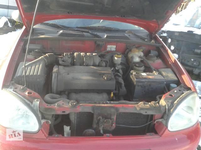 Б/у двигатель для легкового авто Daewoo Lanos 1,5 бенз 16 клап- объявление о продаже  в Яворове (Львовской обл.)