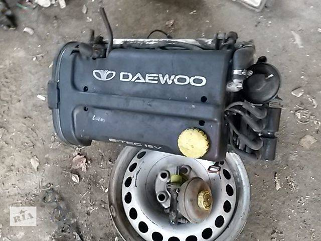 Б/у двигатель для легкового авто Daewoo Lanos 2005- объявление о продаже  в Бучаче