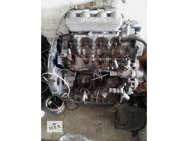 Б/у двигатель для легкового авто Fiat Ducato 2.5TDI (12 клапанный) Т8А- объявление о продаже  в Ковеле