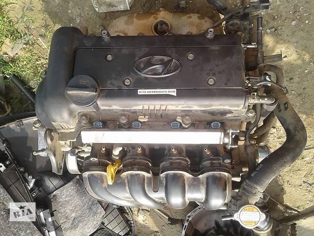 бу Б/у двигатель для легкового авто Hyundai Accent в Чернигове