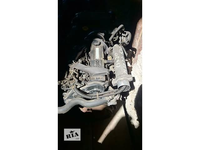 бу Б/у двигатель для легкового авто Mazda 626 2.0 дизель в Львове