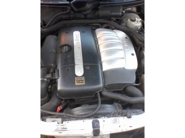 Б/у двигатель для легкового авто Mercedes E-Class- объявление о продаже  в Черновцах
