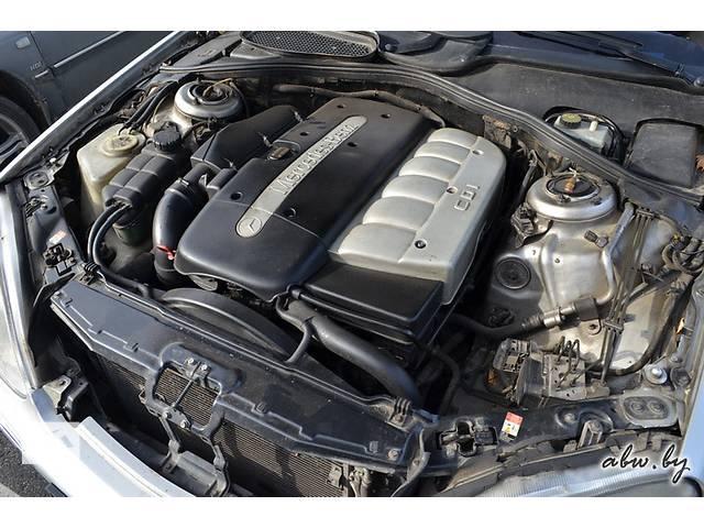 бу Б/у двигатель для легкового авто Mercedes S-Class в Ужгороде