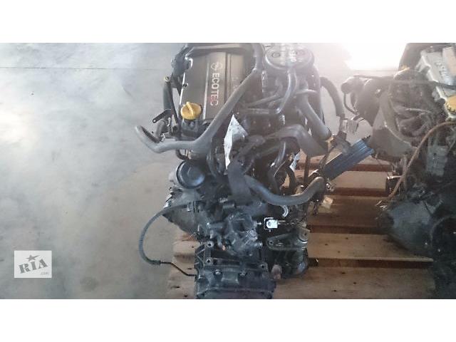 Б/у двигатель для легкового авто Opel Corsa 1,2- объявление о продаже  в Ужгороде
