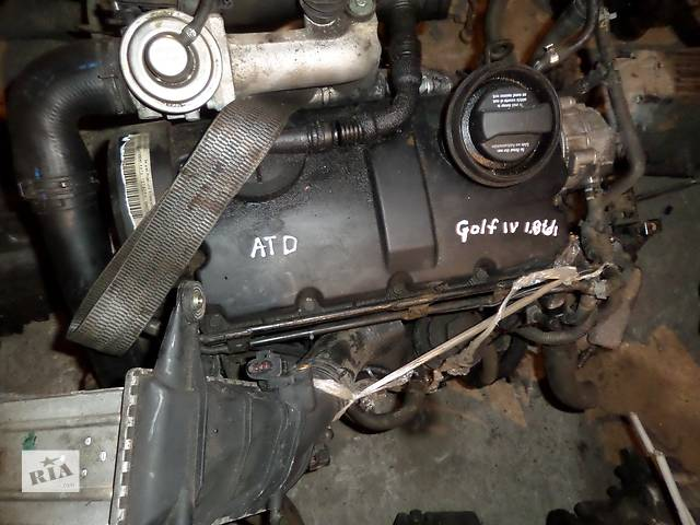 продам Б/у Двигатель Seat Cordoba 1,9tdi № ATD бу в Стрые