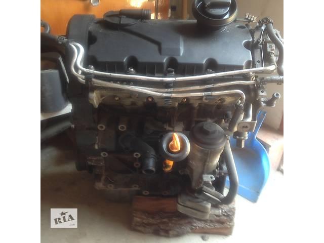 Б/у двигатель для легкового авто Skoda Octavia A5- объявление о продаже  в Львове