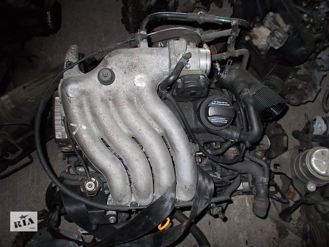купить бу Б/у Двигатель Volkswagen Bora 2,0 бензин 8V № APK в Стрые