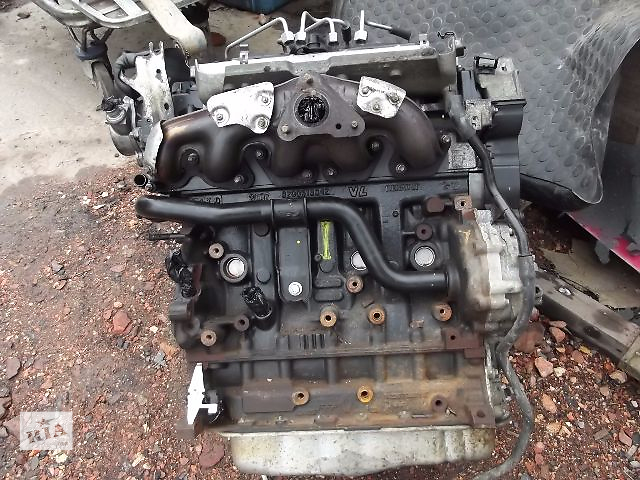 бу Б/у двигатель для  Renault Master, Trafic, Opel Vivaro. CDTI в Ковеле