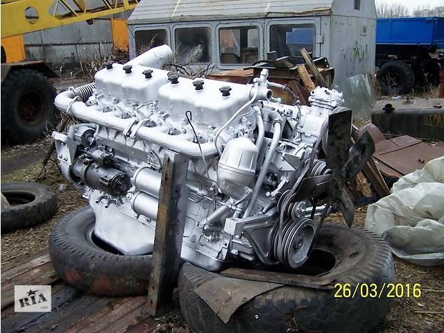 Б/у двигатель для спецтехники ЯМЗ- объявление о продаже  в Кременчуге