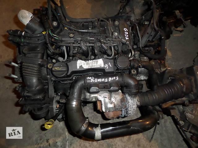 бу Б/у Двигатель Ford C-Max 1.6 tdci № G8DA 10JB20 в Стрые