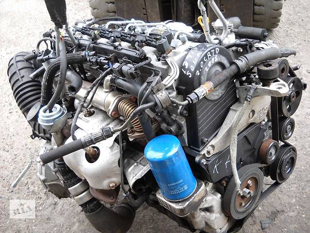 бу Б/у двигатель  Kia Sportage в Киеве