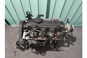 Б/у Двигатель, мотор без навесного Евро 5. Delphi. K9K, K9K 846, K9K 612. Renault Kangoo, Renault Megane III.