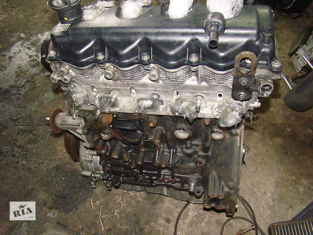 купить бу Б/у двигатель Nissan Navara в Киеве