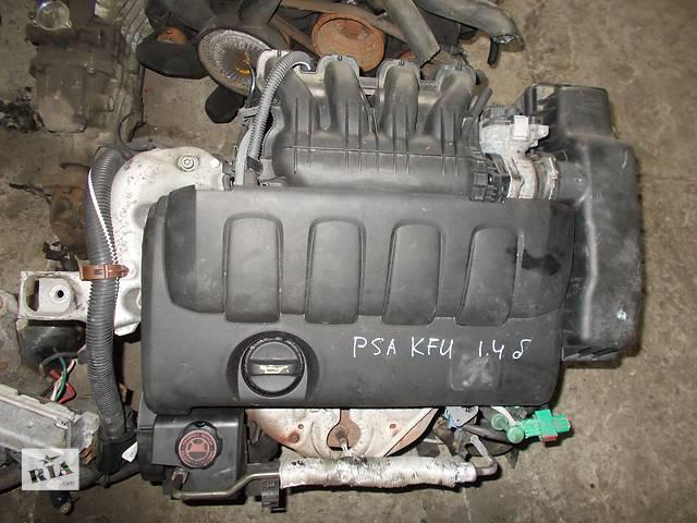 Б/у Двигатель Peugeot 1007 1,4 бензин 16V № PSA KFU- объявление о продаже  в Стрые