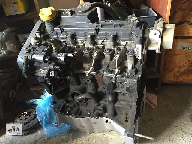 продам Б/у двигатель 1.5 78кв SIEMENS для легкового авто(рено меган 2 сценик 2) Renault Scenic бу в Ровно