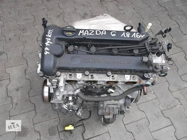 бу Б/у Двигатель в сборе Mazda 6 1.8 2003-2005 в Киеве
