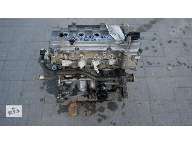 бу Б/у Двигатель в сборе Nissan Micra 1.2 в Киеве