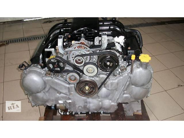 Б/у Двигатель в сборе Subaru Tribeca 3.0- объявление о продаже  в Киеве