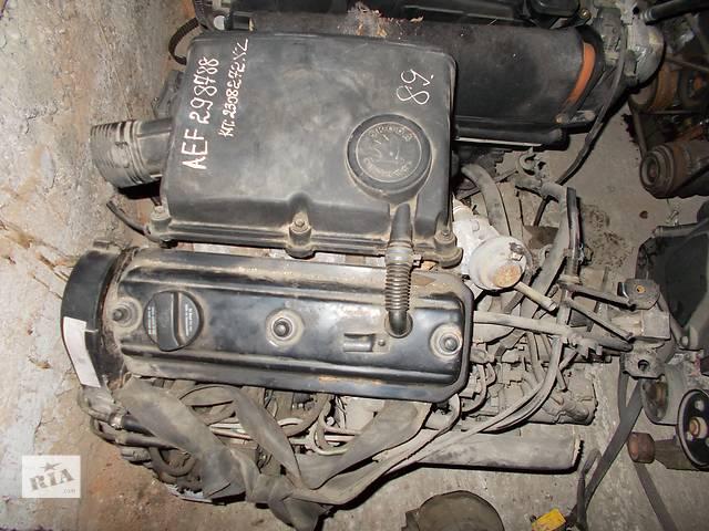 бу Б/у Двигатель Volkswagen Golf IV 1.9 D SDI № AEF в Стрые