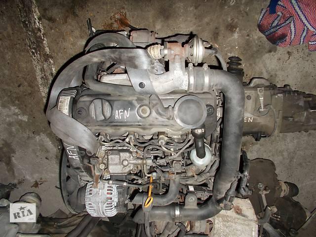 продам Б/у Двигатель Volkswagen Passat B3 1,9tdi № AFN бу в Стрые