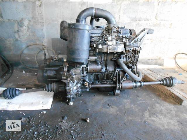 продам Б/у двигун для легкового авто ( Француз) бу в Львове