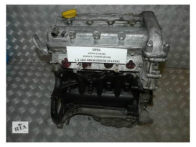 бу Б/у двигун для легкового авто Opel Astra G 1.2 в Ужгороде