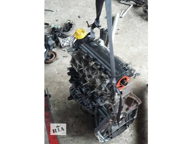 бу Б/у Двигун Двигатель Евро5 Renault Kangoo Рено Канго Кенго 1,5 DCI 2011 в Луцке