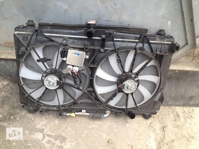 продам Б/у диффузор для легкового авто Toyota Camry 50 55 НА 3,5 бу в Киеве