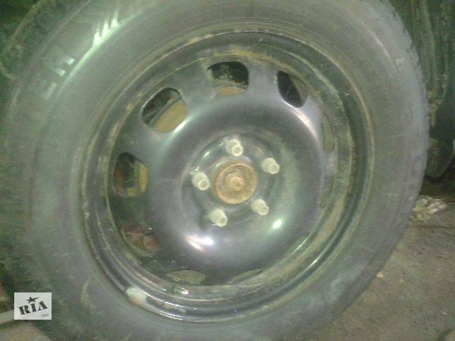 продам Б/у диск для кроссовера Renault Duster 2013 бу в Белой Церкви (Киевской обл.)