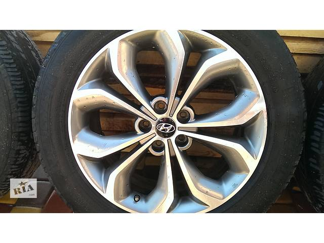 Диски 19 +шини мішелін 235 55 19 ориг. Hyundai Santa Fe- объявление о продаже  в Новограде-Волынском