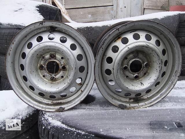 бу Б/у диск для легкового авто Volkswagen Caddy в Ровно