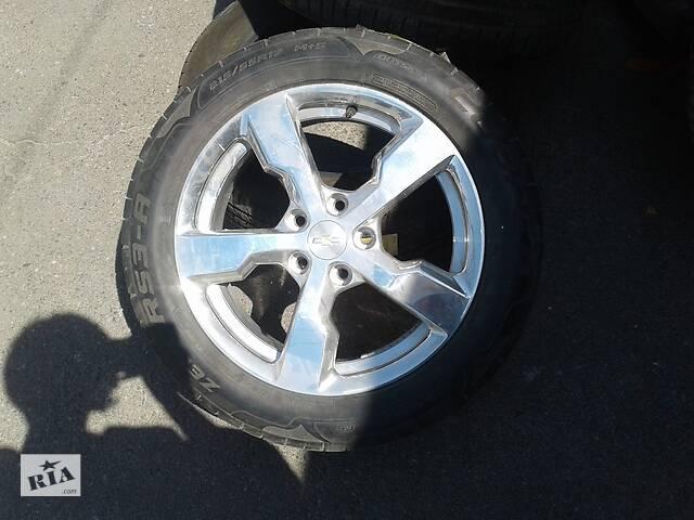 продам Б/у диск з шиною для Chevrolet Volt 2011-2015 бу в Києві