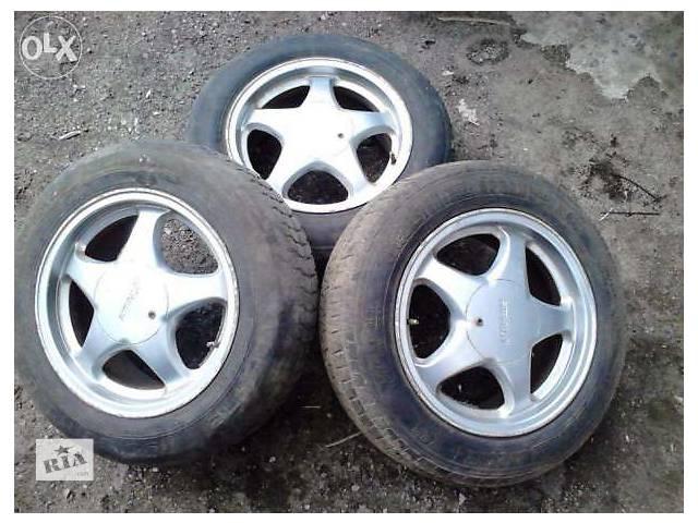 бу Б/у диск з шиною для легкового авто Audi 100 в Дніпрі (Дніпропетровськ)