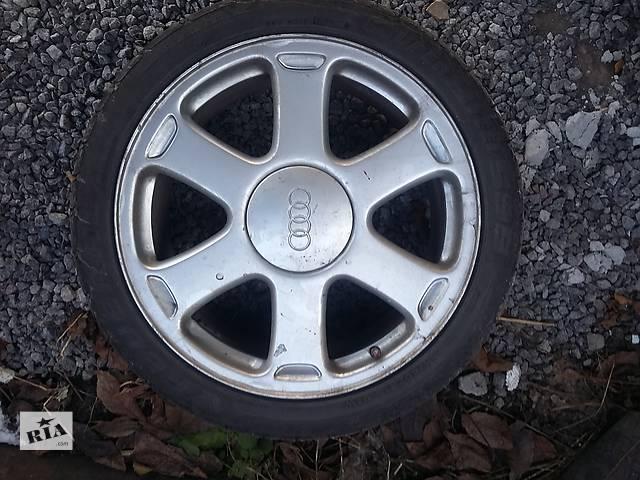 продам Б/у диск с шиной для легкового авто Audi бу в Сумах