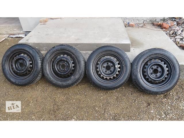 продам Б/у диск с шиной 185\65R15 для легкового авто Mercedes бу в Каменке-Бугской