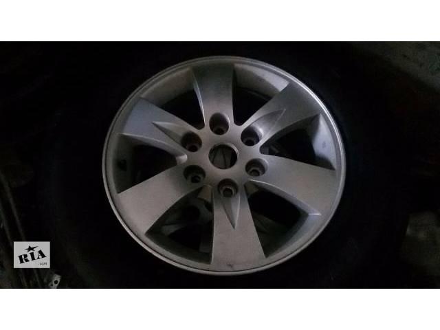 Б/у диск с шиной для легкового авто Mitsubishi L 200 2008- объявление о продаже  в Киеве