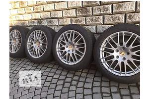 б/у диски с шинами Porsche Cayenne Turbo
