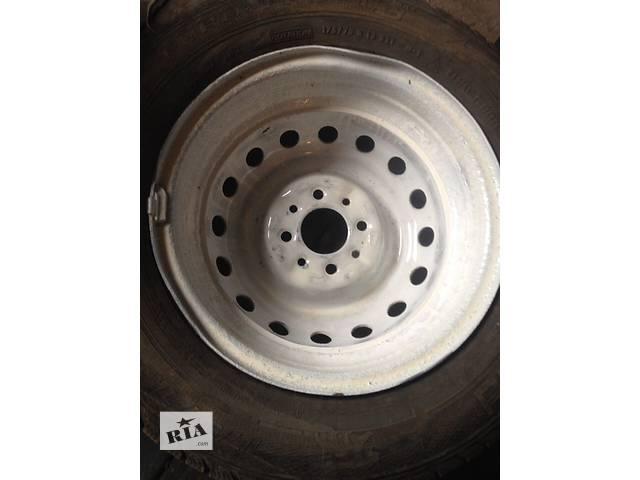 Б/у диск с шиной для легкового авто ВАЗ- объявление о продаже  в Харькове