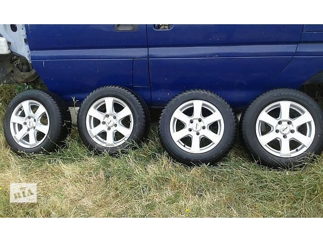 бу Б/у диск с шиной для легкового авто Volkswagen Caddy в Одессе