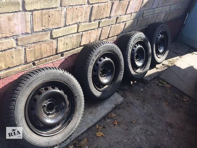 бу Б/у диск с шиной для легкового авто в Киеве