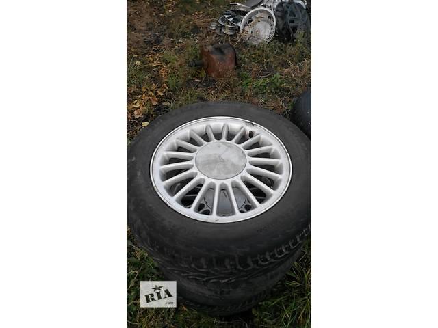 продам Б/у диск с шиной для легкового авто бу в Луцке