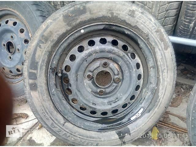 купить бу Б/у диск с шиной для  Mitsubishi Lancer IX в Киеве