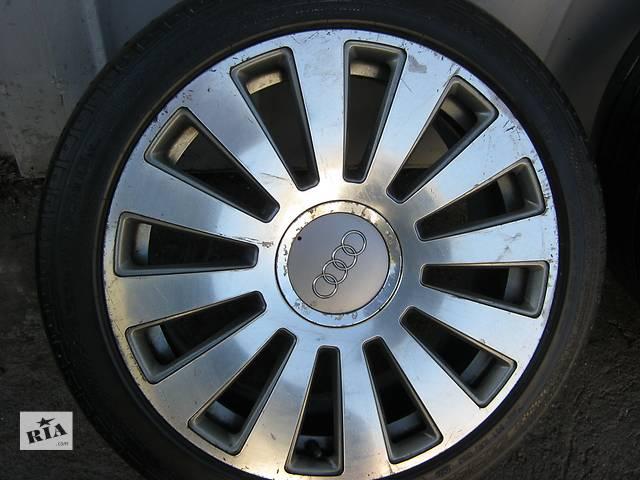 купить бу Б/у диск с шиной для седана Audi A8 в Одессе