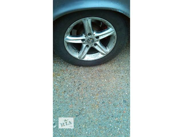 продам Б/у диск с шиной для седана BMW 5 Series бу в Одессе