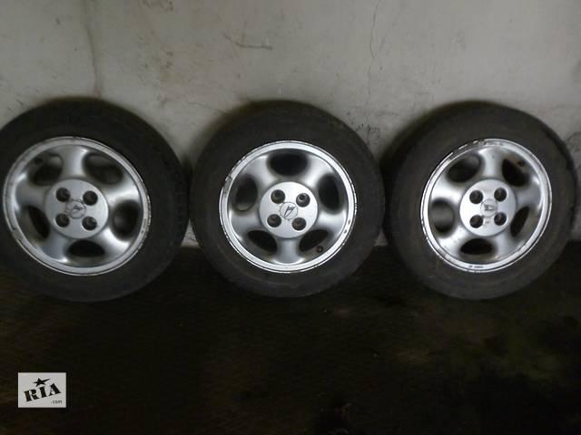бу Б/у диск с шиной для седана ВАЗ 21115 в Долинской